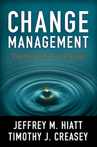 Image for Change Management: The People Side of Change