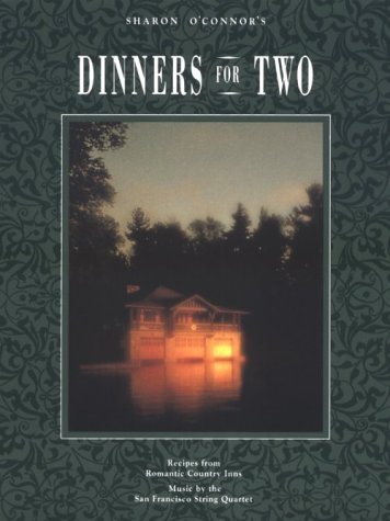 Image for Dinners for Two: Cookbook with Music CD
