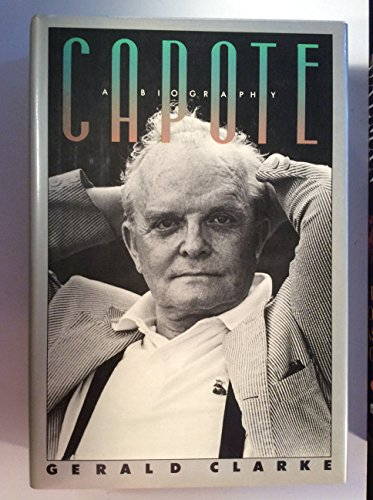 Image for Capote: A Biography