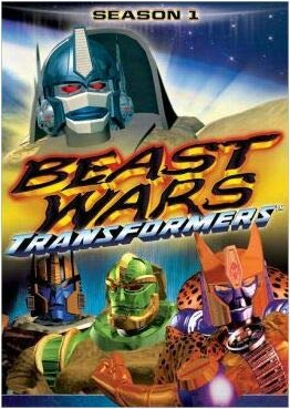 Image for Transformers Beast Wars Season 1 DVD