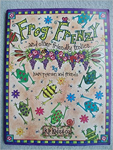 Image for Frog Frenzy and Other Friendly Frolics