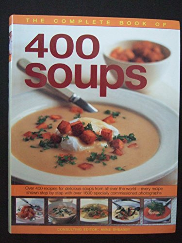 Image for The Complete Book of 400 Soups