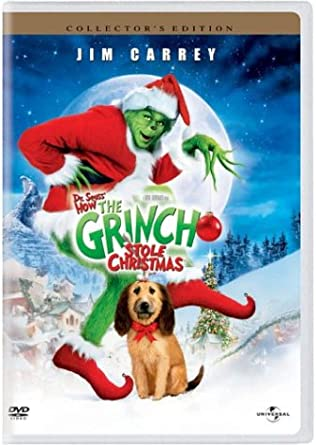 Image for Dr. Seuss' How the Grinch Stole Christmas (Full Screen)