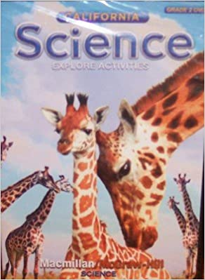 Image for California Science Explore Activities DVD, Grade 2 (California Science)