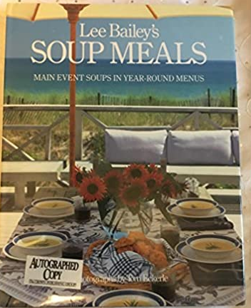 Image for Lee Bailey's Soup Meals