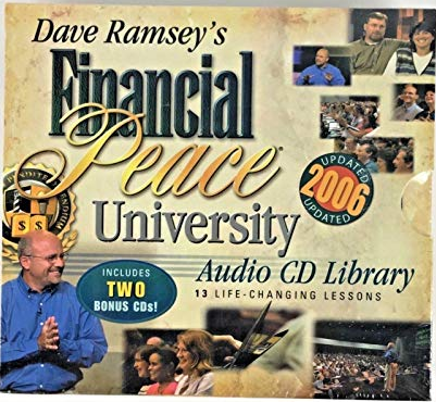 Image for Dave Ramsey's Financial Peace University Audio CD Library: 13 Life Changing Lessons