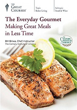 Image for The Everyday Gourmet: Making Great Meals in Less Time