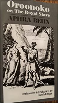 Image for Oroonoko; Or, the Royal Slave (The Norton Library, N702)