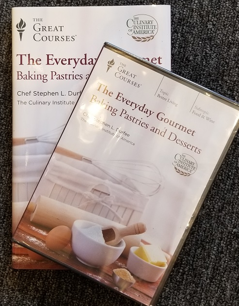 Image for The Everyday Gourmet Series: Baking Pastries and Desserts. DVD video