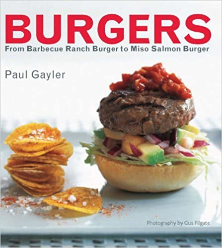 Image for Burgers by Paul Gayler (2010-04-01)