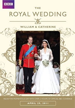 Image for The Royal Wedding: William & Catherine