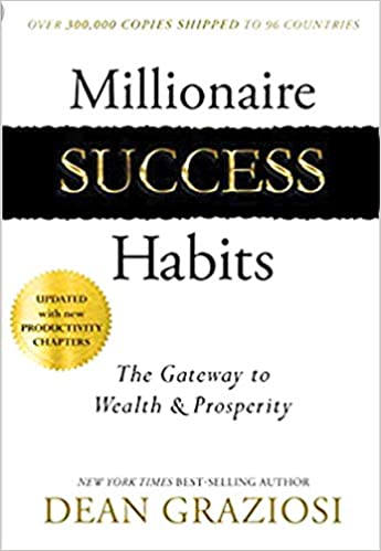Image for Millionaire Success Habits