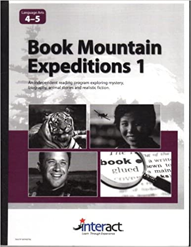 Image for Book Mountain Expeditions 1: Language Arts 4-5