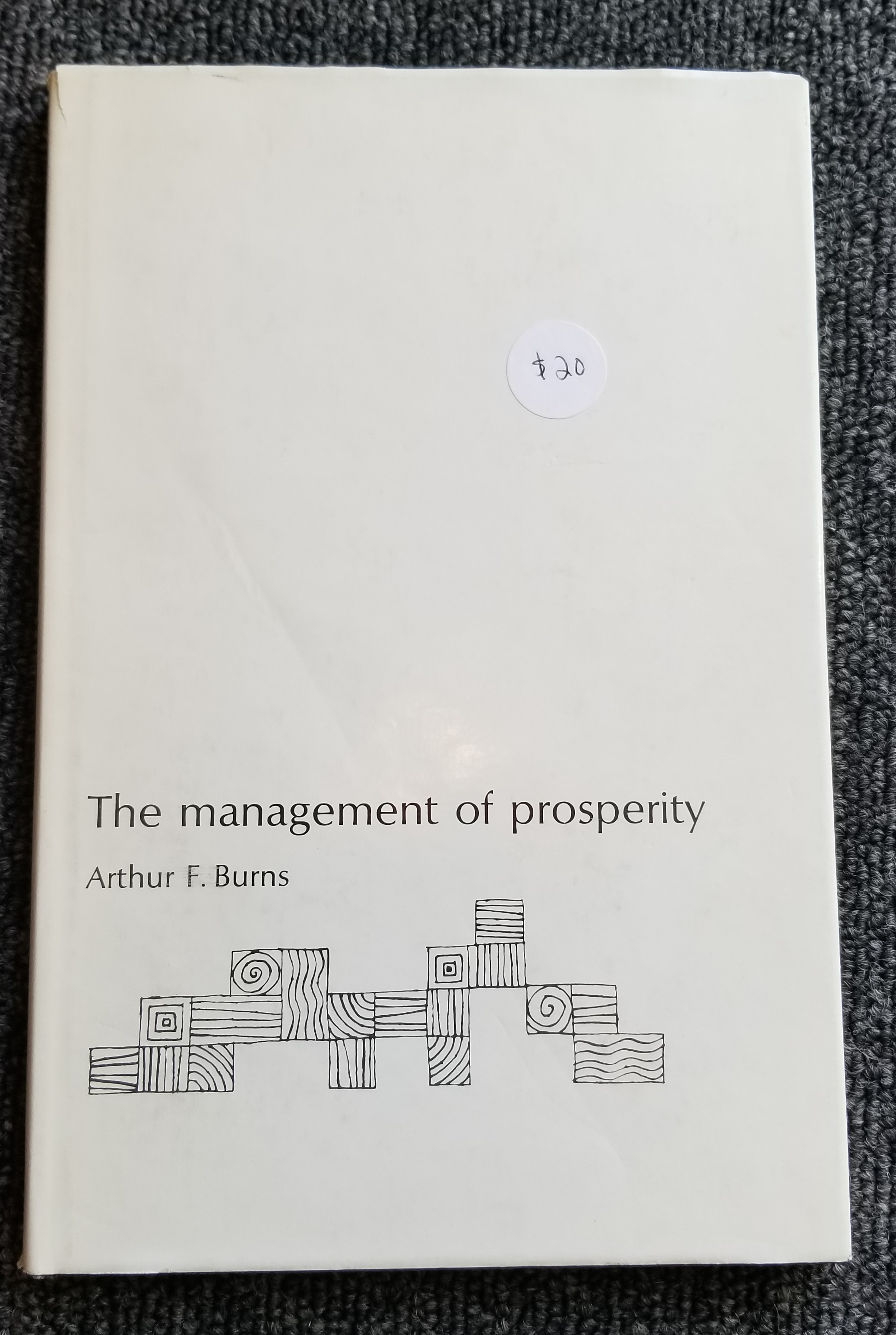 Image for The Management of Prosperity