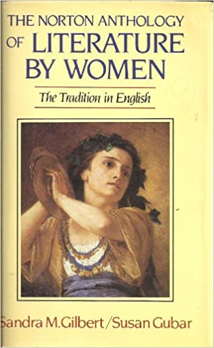Image for Norton Anthology of Literature by Women: The Tradition in English