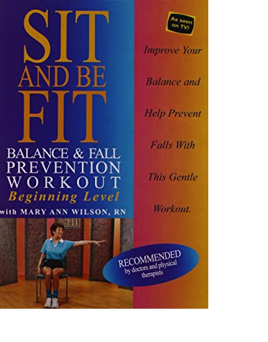 Image for Sit and Be Fit - Balance & Fall Prevention: Beginning Level