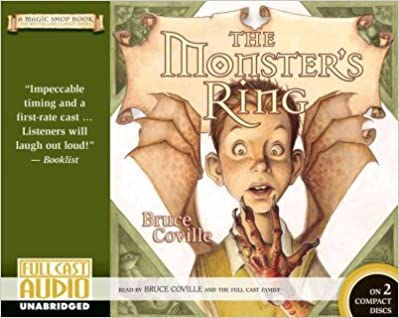Image for The Monster's Ring The Monster's Ring