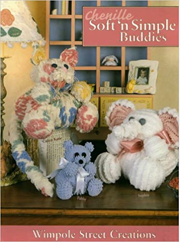Image for Chenille Soft 'n Simple Buddies (Wimpole Street Creations)